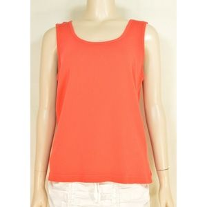 Chico's Tops - Chico's vintage shirt + tank L Orange